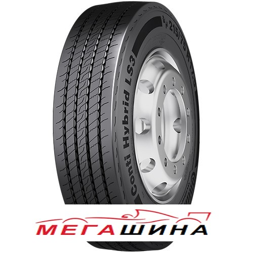 Continental ContiHybrid LS3 215/75 R17.5 126/124M