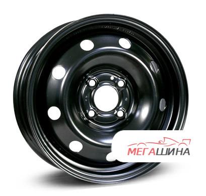 Alcar Stahlrad (KFZ) 5995 R14 / 5.5J PCD 4x100 ET 43 ЦО 60.1 Штампованные Черный