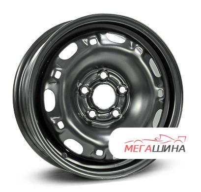 Alcar Stahlrad (KFZ) 5210 R14 / 5J PCD 5x100 ET 35 ЦО 57.1 Штампованные Черный